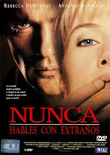 Ver Online: Nunca hables con extraños (Never Talk to Strangers) 1995