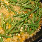 KQ SAUTEED FRENCH GREEN BEANS