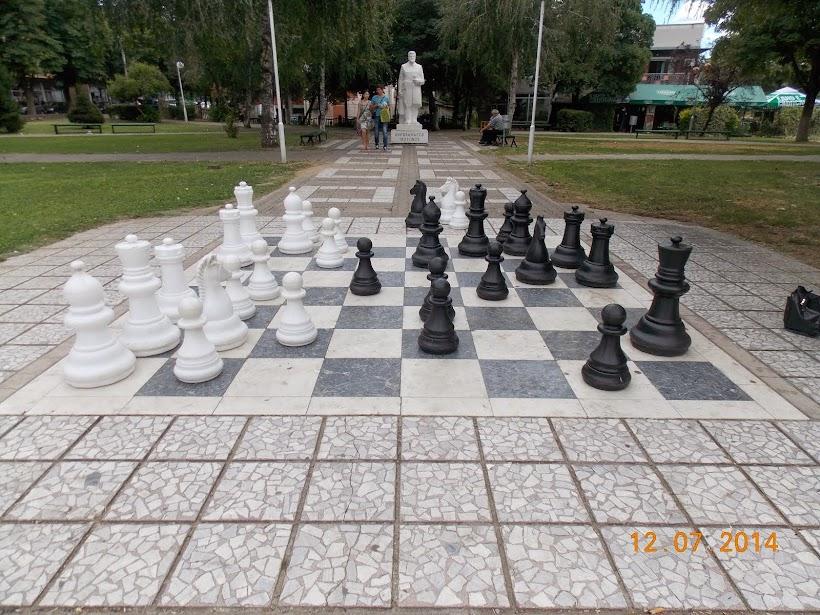 Schach macht Spaß :)