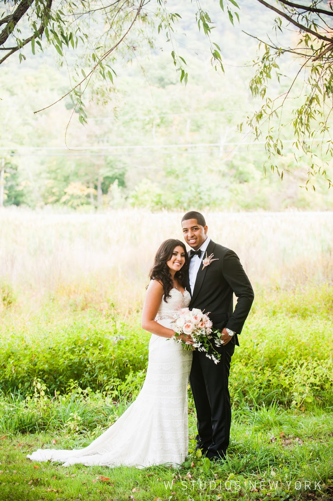 Highlands Club Wedding - Hudson Valley NY Weddings - Bouquets
