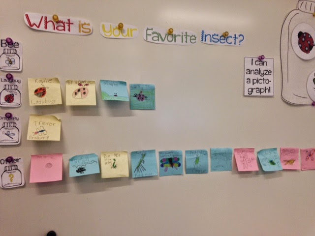 http://www.teacherspayteachers.com/Product/K-2-Math-Daily-3-Insect-Pictograph-Freebie-1507903