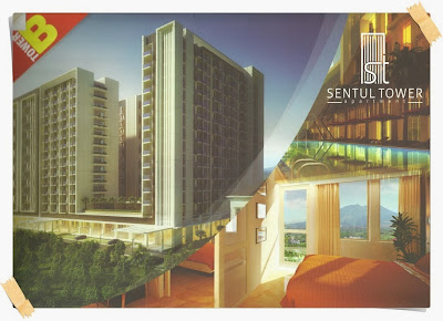 Sentul Tower Apartemen, Apartemen Sentul Tower Bogor