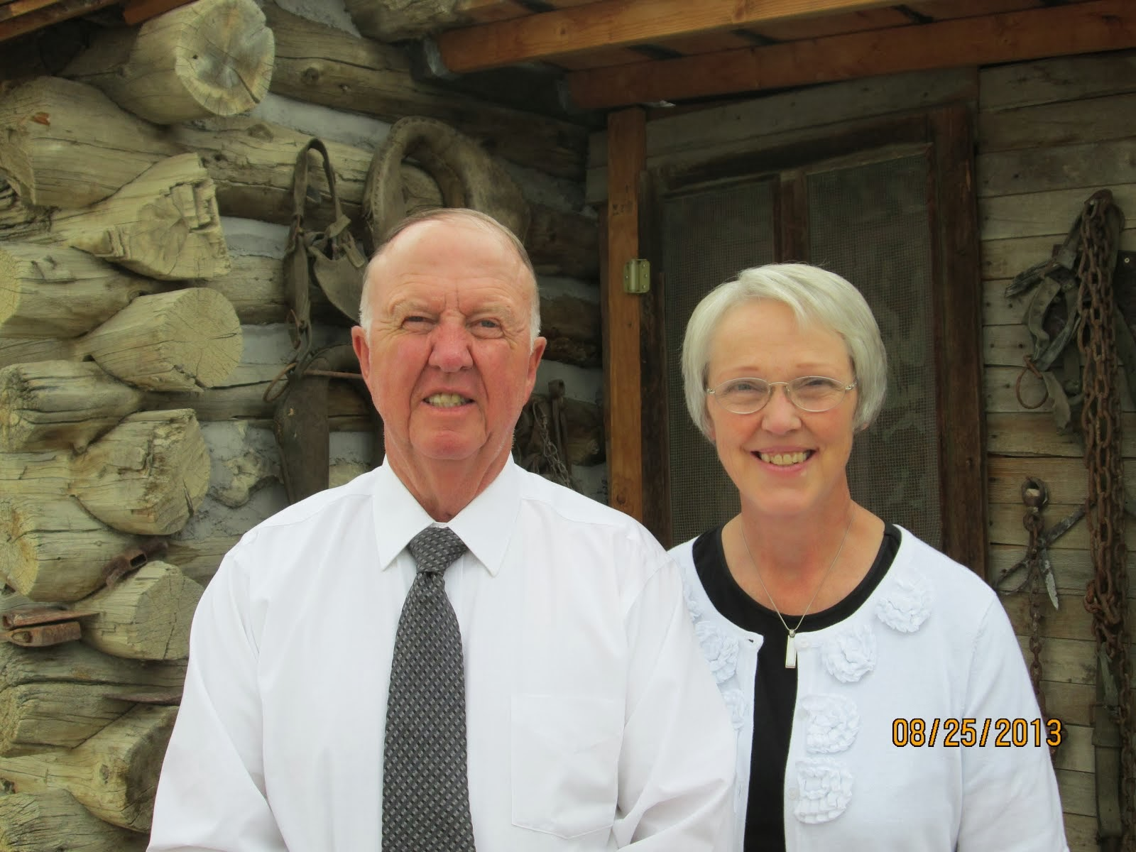 Elder and Sister Olsen