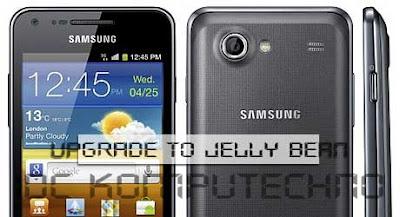 Cara Install manual Android 4.1.2 di Samsung Galaxy S Advance I9070 :