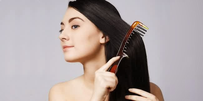 cara membuat rambut lurus alami
