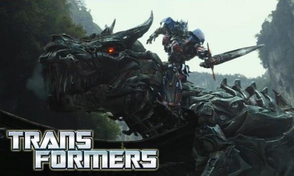 Transformers: La Era de la Extinción, primer tráiler