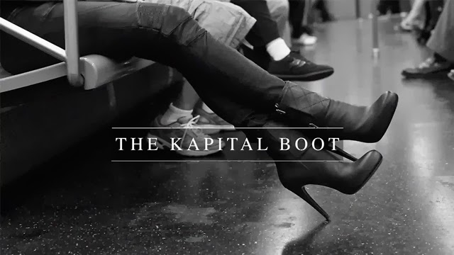 All Saints Below The Knee Collection | The Kapital Boot