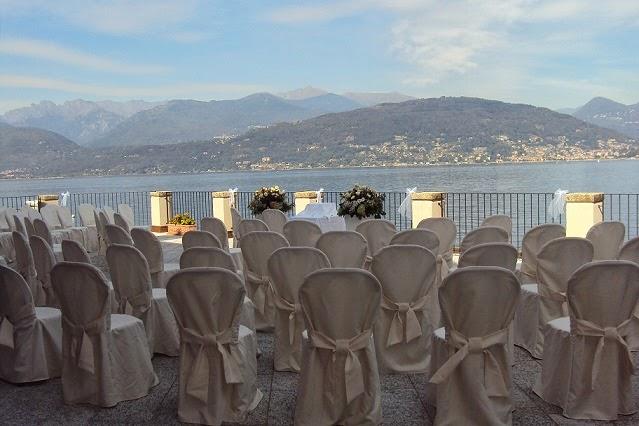 Cerimonia e Ricevimento nel Golfo Borromeo Lago Maggiore...con Essenza Eventi®