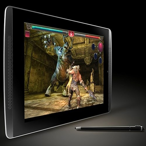 Tablet Gradiente Tegra Note 7 é excelente para games