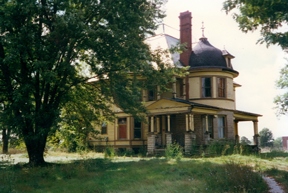 Haunted Mansion Garden Grove Iowa