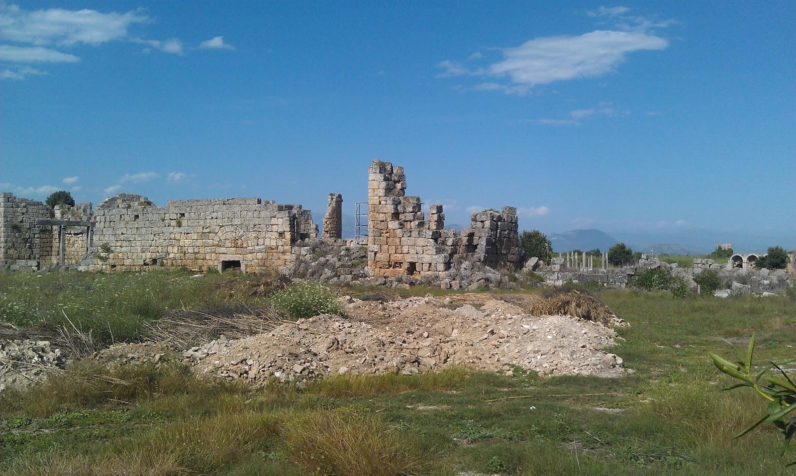 Common Denominator: Turkey Day 5: Colossae and Perga