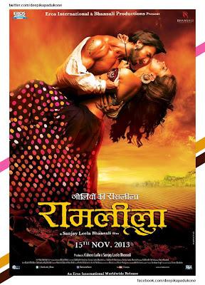 Ramleela - Theatrical Trailer ft. Ranveer Singh & Deepika Padukone