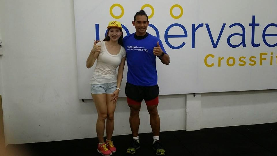 CrossFit Singapore Innervate Innervate Now Drop In