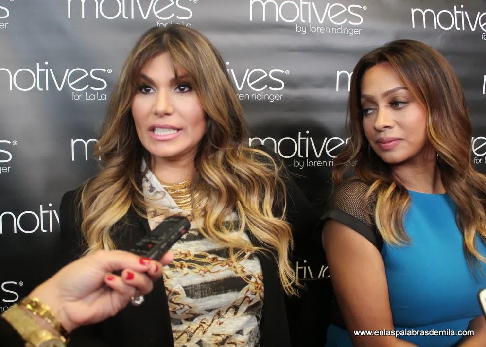 Loren Ridinger y La La Anthony lanzan nueva colección de Maquillaje para Primavera / Verano en Miami
