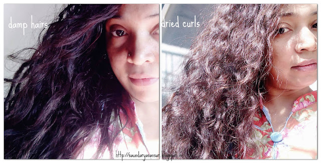 4 tricks that transformed my hairs to smooth curly locks