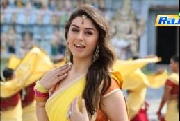 Competition Exists Between Nayanthara and Hansika Motwani