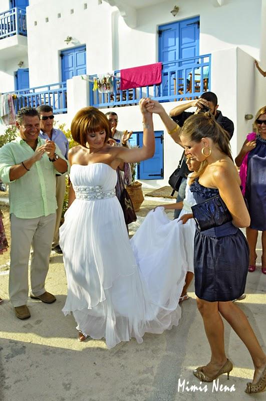 Γάμος Μαριλένα Βαγγέλης - Κουφονήσια