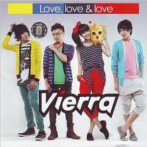 Vierra - Love, Love & Love