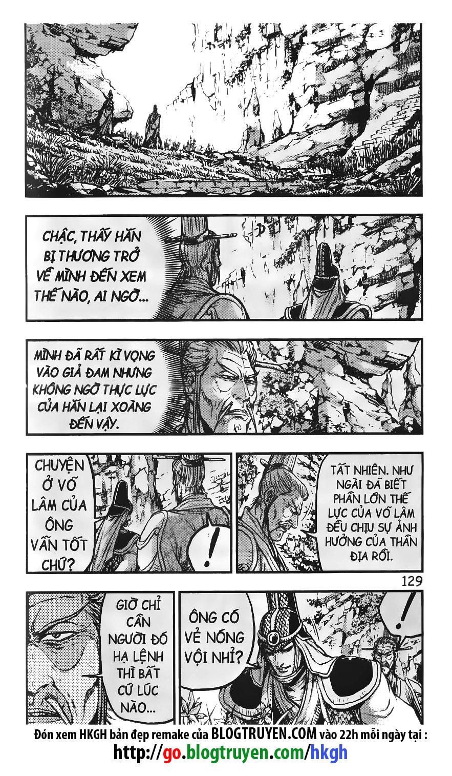 Hiệp Khách Giang Hồ - Hiệp Khách Giang Hồ Chap 402 - Pic 5