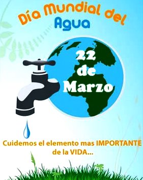 Ilustración al Día Mundial del Agua