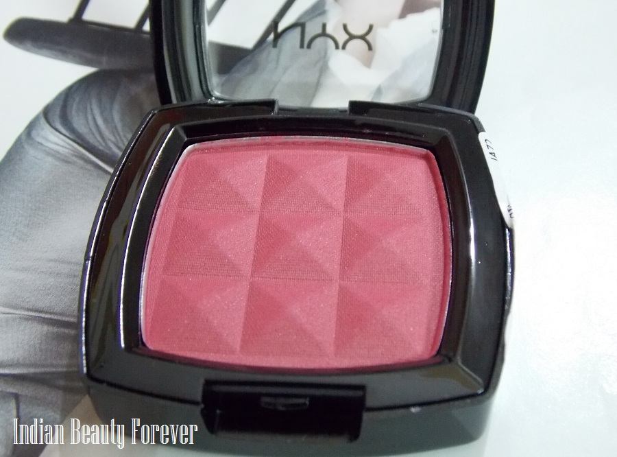 Nyx Powder Blush in Desert Rose Review
