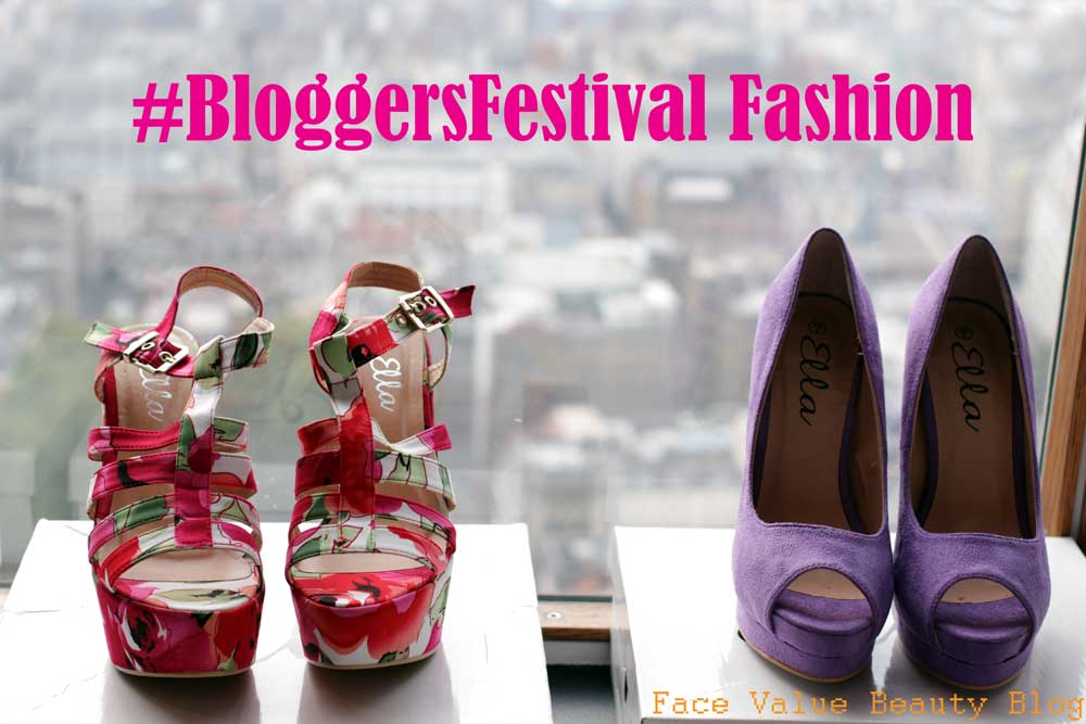 What I Wore... to bloggersfestival!