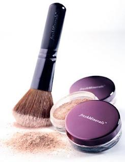 Tipos de polvos en maquillaje polvos sueltos