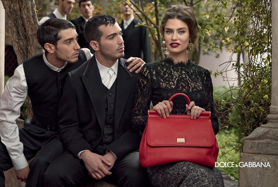68c1b24af7a1 La Belle Vie  Dolce   Gabbana Fall Winter 13 14 Campaign