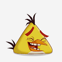 Angry Birds Chuck