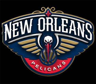 NBA New Orleans Pelicans Official Logo