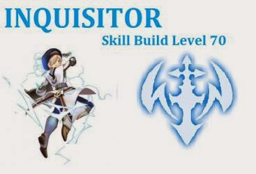 INQUISITOR SKILL BUILD