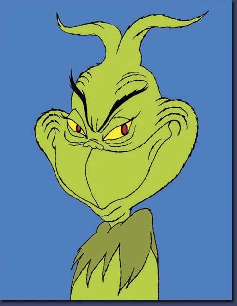 The Grinch Evil Smile Gif The Grinch Evil Grin Gif