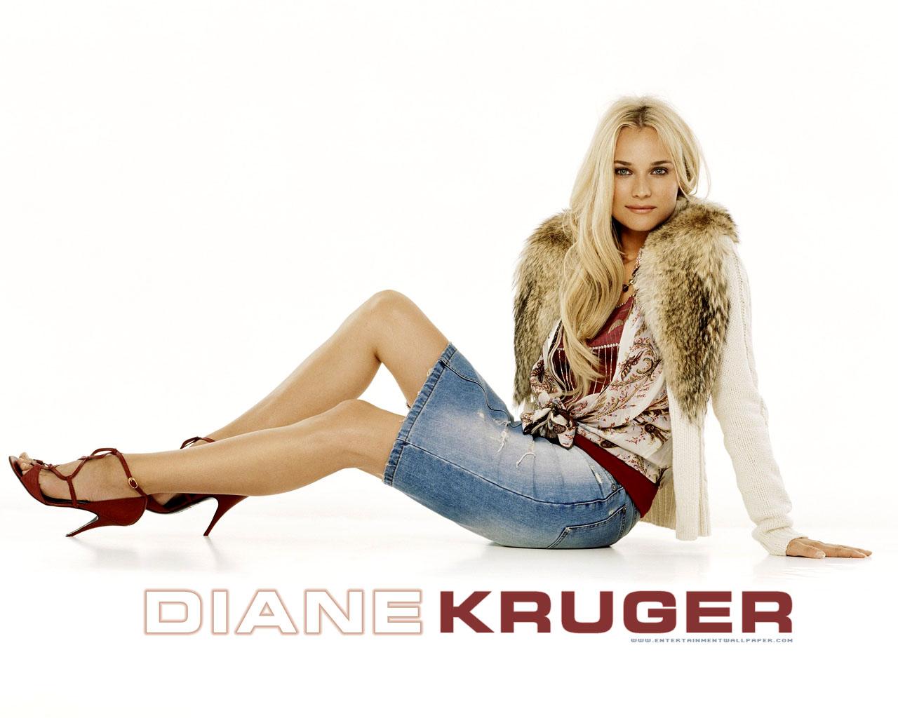 Guezeller Guezeli Diane Kruger ıN Birkac Ayakkabı Secimini Sizlerle