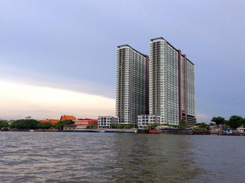Lumpini Park Riverside