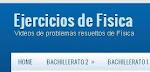 EJERCICIOS DE FÍSICA EN VÍDEOS