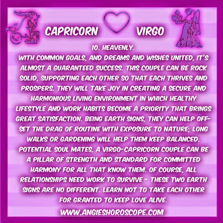 Capricorn And Virgo Sex 63