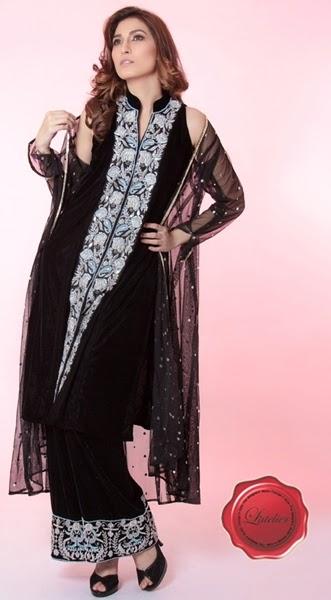 Pakistani Formal Designs 2014-2015