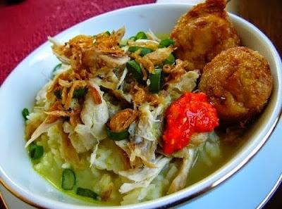 resep soto ayam padang