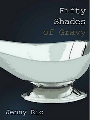 Kindle Featured Creature - Fifty Shades Of Gravy by Jenny Ric