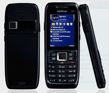 Nokia E51 Full Specification - Referensi Spesifikasi, Berita Terbaru