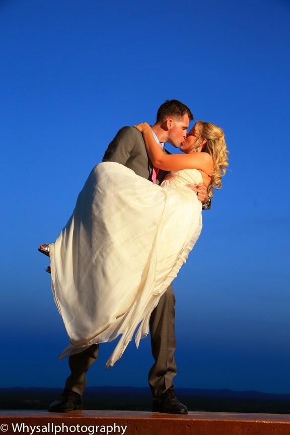 bluemont vineyard wedding photo