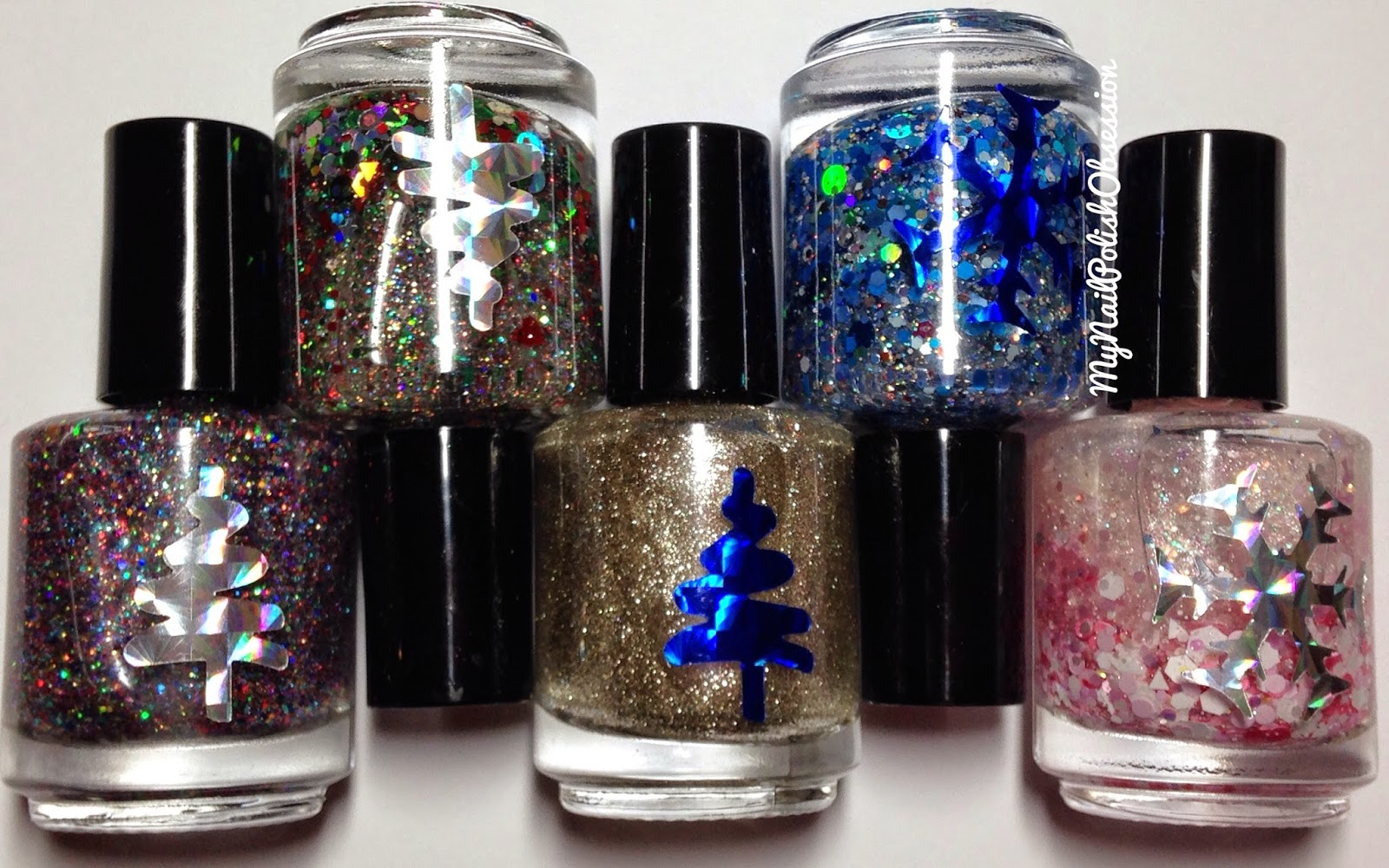 Lumina Lacquer Holiday 2014