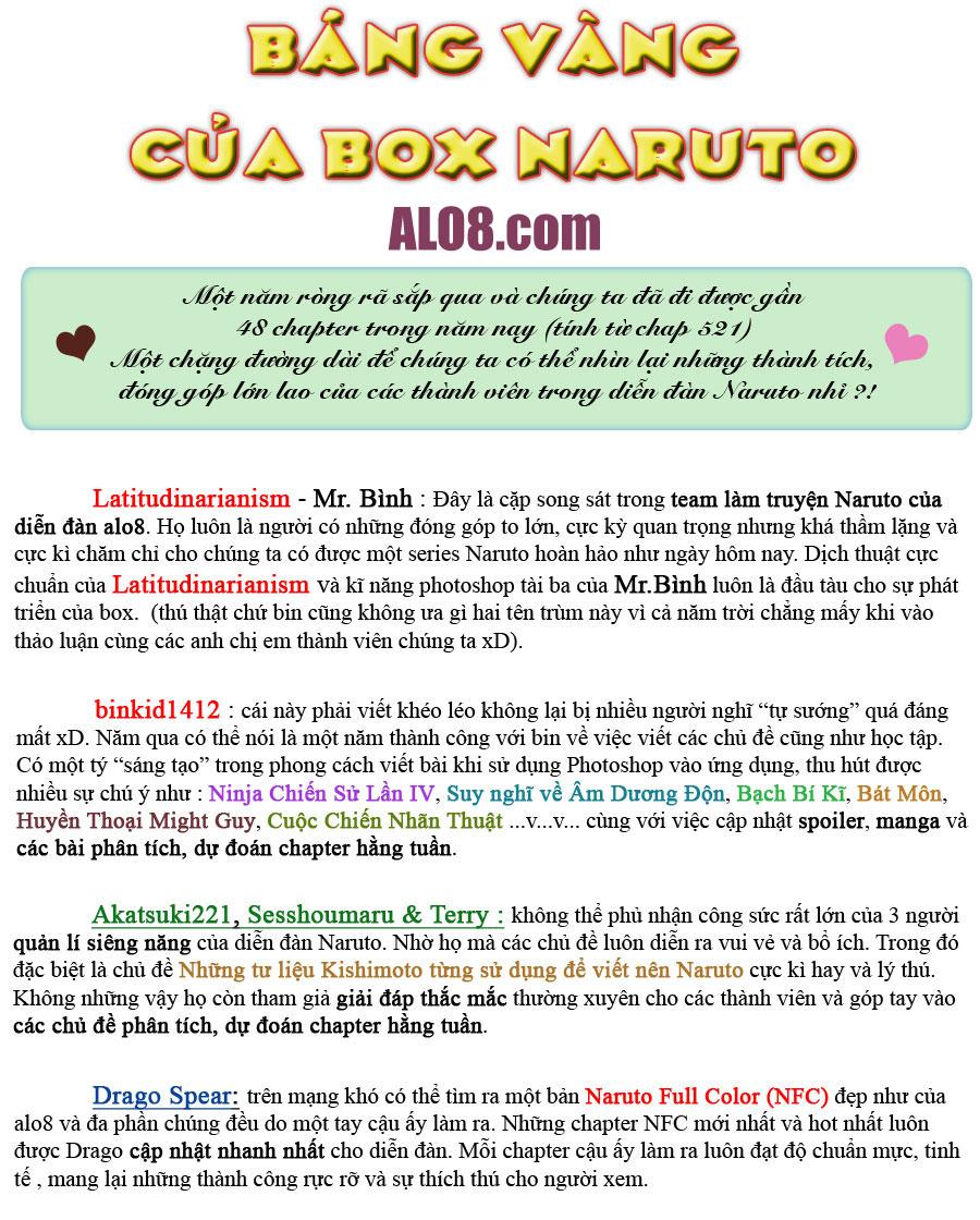 Naruto chap 568 Trang 17 - Mangak.info