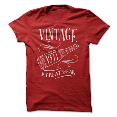 Vintage 1977 Best Year