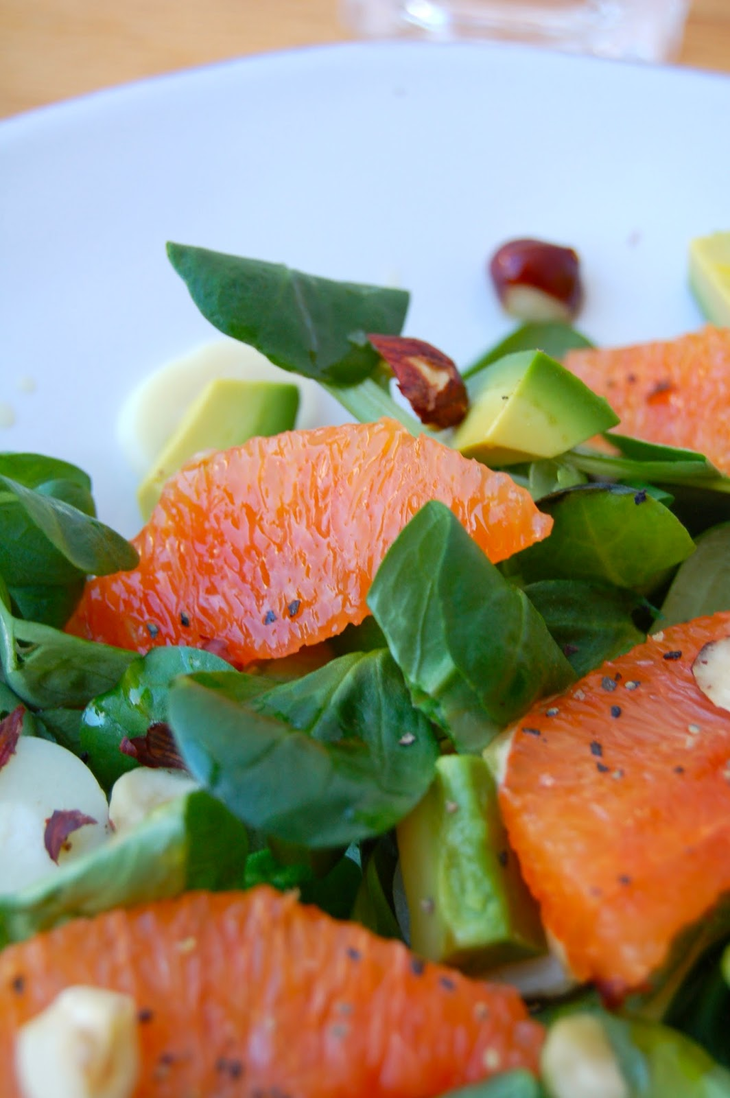 Citrus and Hearts of Palm Salad | www.kettlercuisine.com