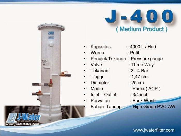 filter air rumah tangga terbaik merk j-water