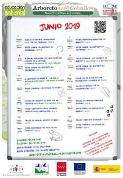 Próximas actividades: junio