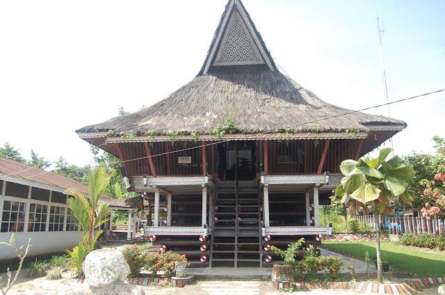 Catatan Ringan : Museum Simalungun, Riwayatmu Kini