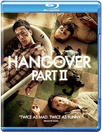 The Hangover Part II 2011 Dual Audio Hindi BluRay Download