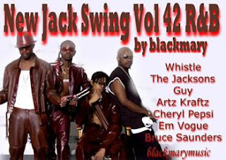 New Jack Swing Vol 42 R&B - [by blackmary]13102012